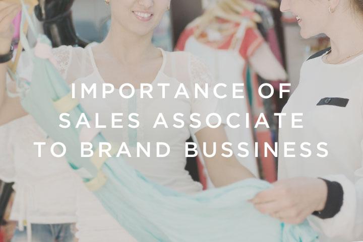 ファッション販売職の今、そして今後 – 販売職の重要性