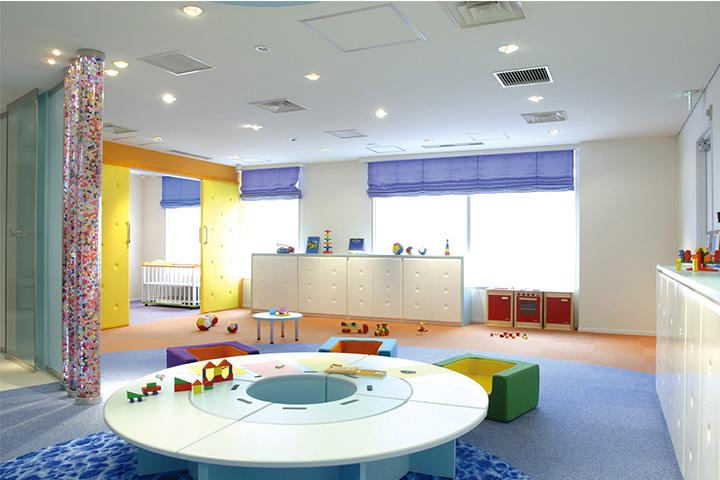 サマンサタバサ 事業所内保育所「Tavasa Room」
