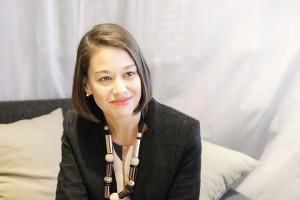 """Fashion HR ワーキングママ インタビュー【2】H&Mジャパン社長 クリスティン・エドマンさんが語る「""""家庭とキャリア""""、選択しなくていい働き方」 −中編−"""