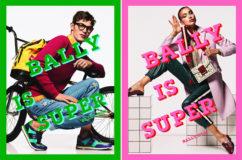 BALLYがスーパーモデルのイリーナ・シェイクを起用した2017春夏広告キャンペーンを発表