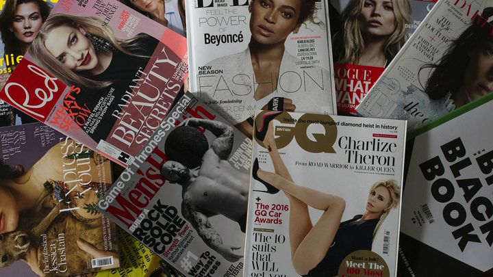 Fashion-Magazines
