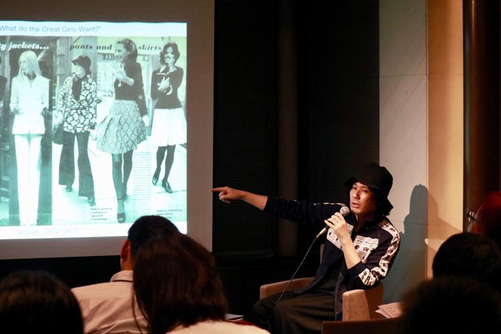 19世紀後半から21世紀までのファッション史を紐解き、いまを問う 「Think of Fashion Study 講座ファッション史 − プレタポルテ史 ウィメンズ −」レポート