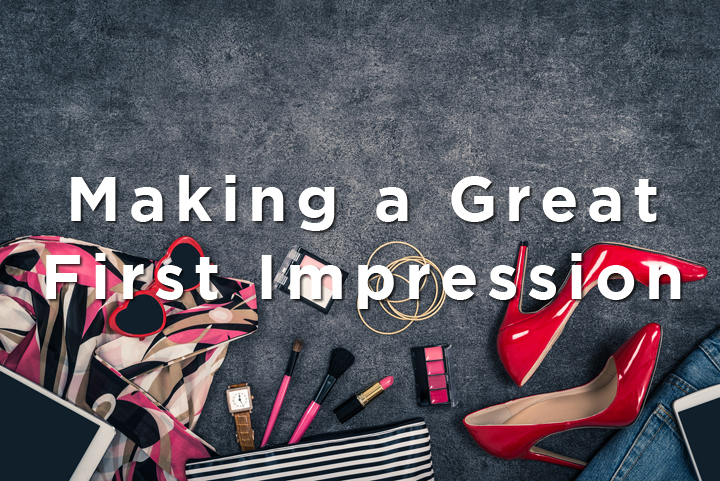 販売員は第一印象が肝心。自分をもっと魅力的に見せる「色」を知ろう