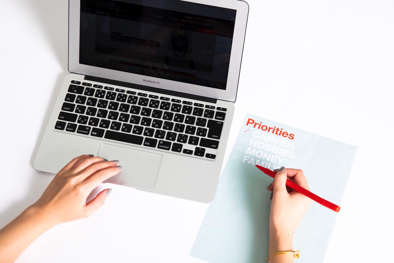 「優先順位」と「将来設計」を決めよう! 転職で失敗しないためのHOW TO