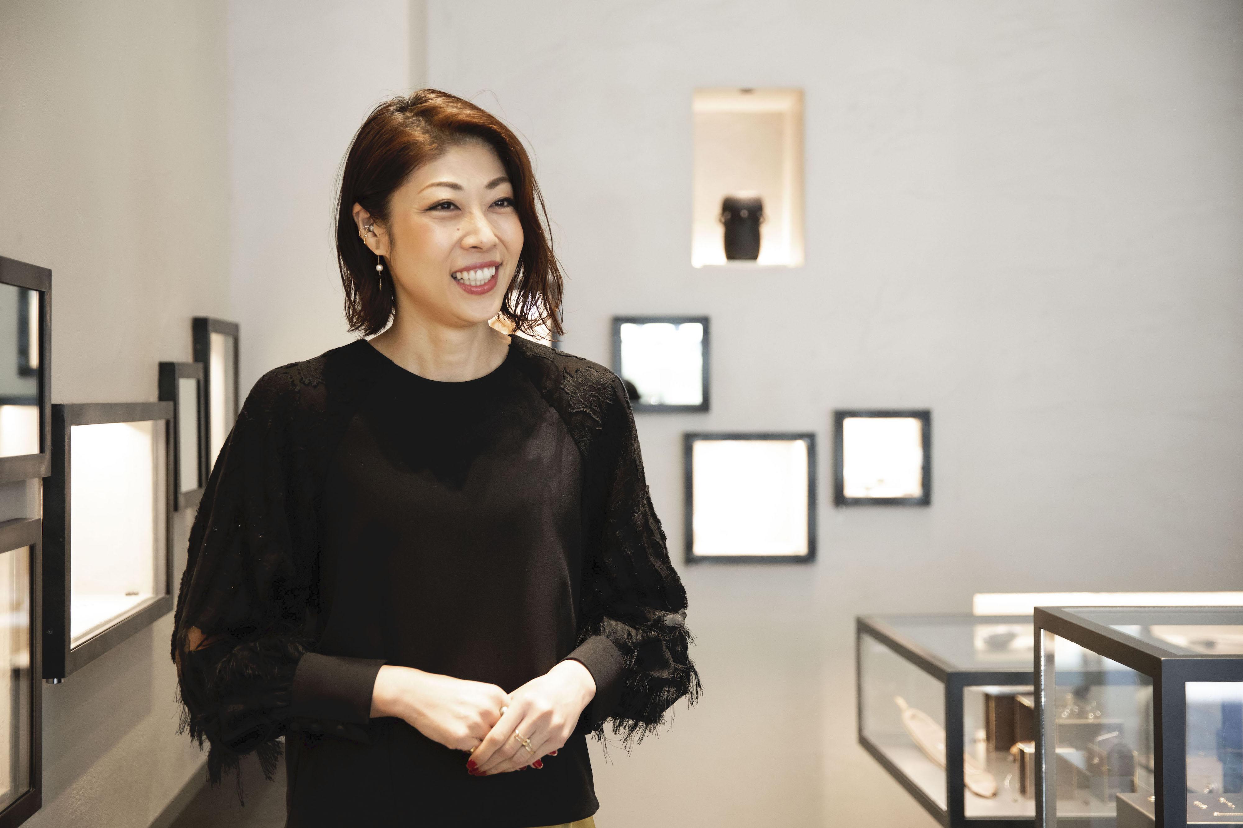 「それは、人生に寄り添うもの」ジュエリーの新たな魅力を伝えるHirotaka大沼好美さんインタビュー