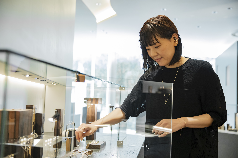 「買い替えではなく買い足しを。長く使えるジュエリーを楽しんでほしい」Hirotaka玉川髙島屋S・C店店長インタビュー