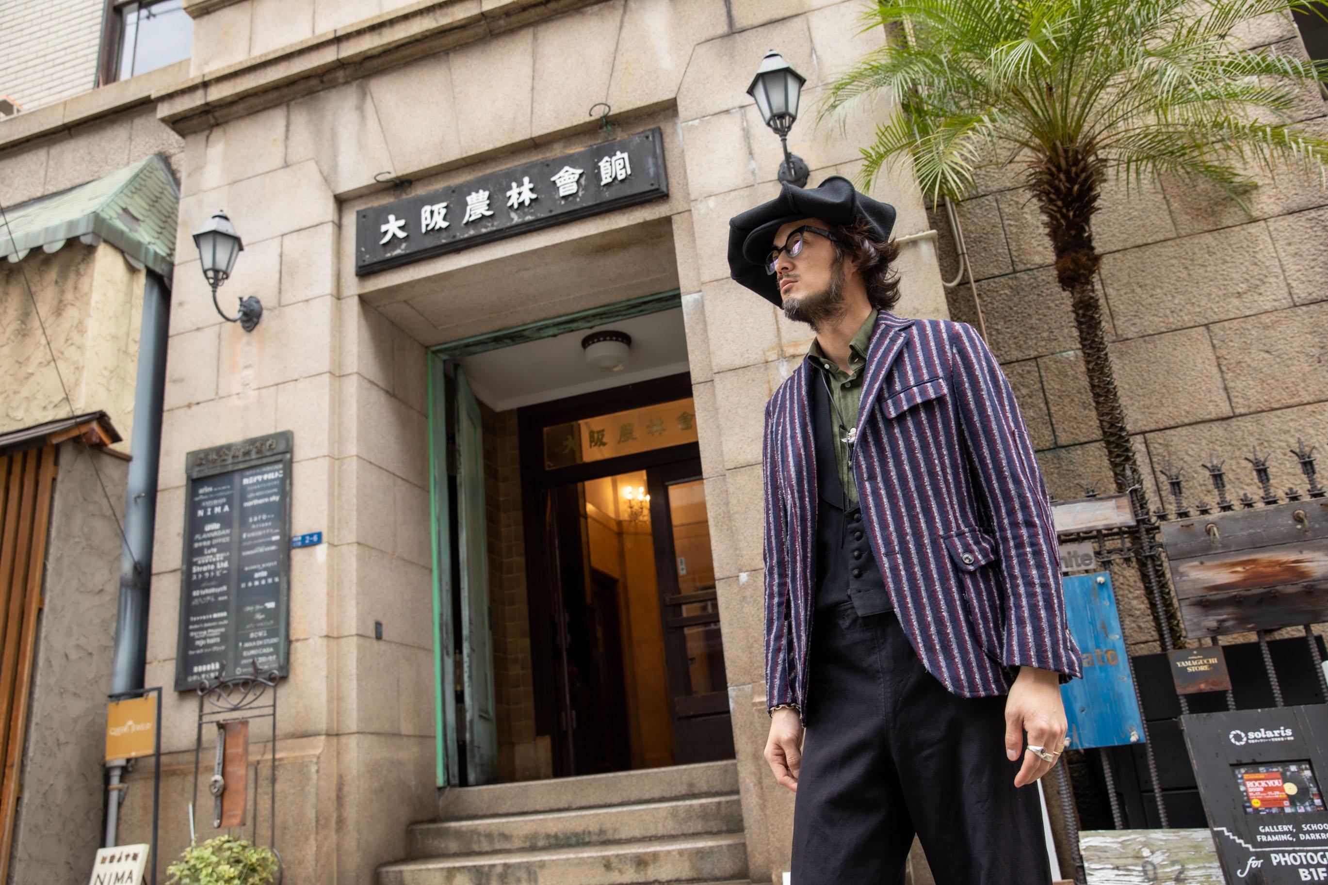 大阪農林会館のショップオーナーが語る「足を運んで買うということ」vol.1